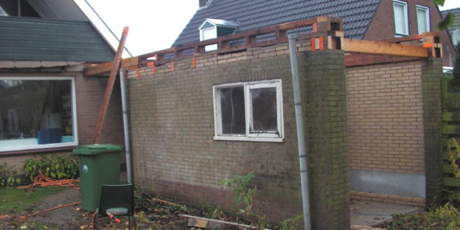 garage-aanbouw-woonhuis